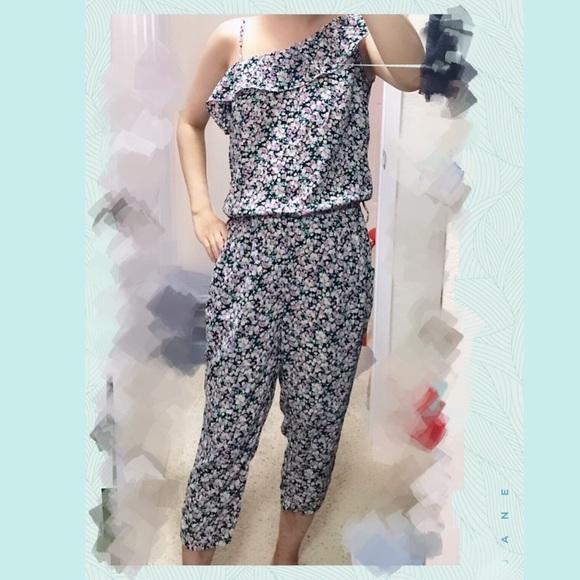 Other - Floral Jumpsuit